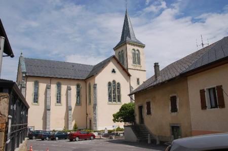 Eglise de La Muraz