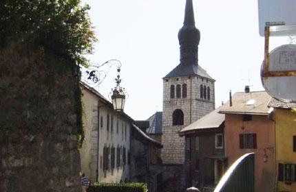 La Roche sur Foron