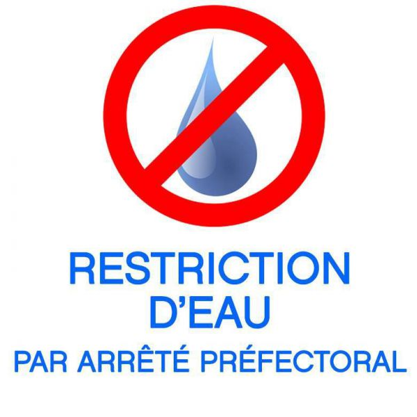 Image Restriction eau