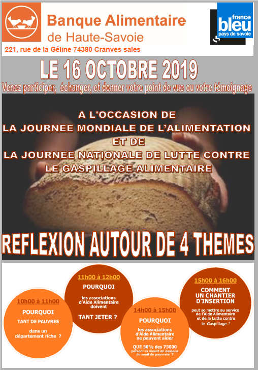 Banque alimentaire 2019