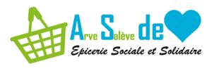 Logo épicerie Arve et Salèce de Coeur
